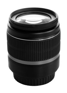 Free Black Zoom Lens Stock Photo - 7837640