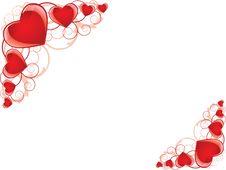 Free Heart Background Stock Photos - 7837803