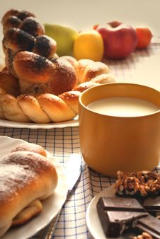Free Morning Meal Stock Image - 7837831