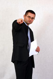 Free Businessman Stock Image - 7838311