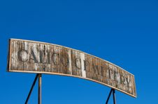 Free Calico Ghost Town Stock Images - 7838454