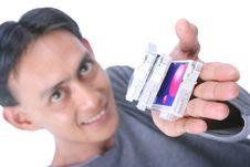 Free Inkjet Cartridge Stock Images - 7838504