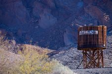 Free Calico Ghost Town Stock Photo - 7838540