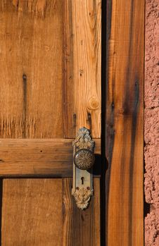 Free Old Wood Door Stock Photos - 7838793