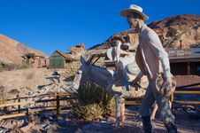 Free Calico Ghost Town Stock Image - 7839221