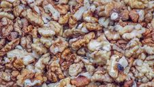 Free Walnuts Background Stock Photos - 78387713