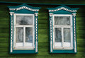 Free House Window In Russian Village Stock Photography - 7841312