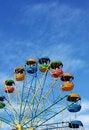 Free A Ferris Wheel Royalty Free Stock Photos - 7849648