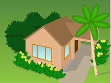 Free Simple House Stock Photos - 7840123