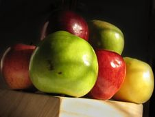 Free Apples Stock Photos - 7840363