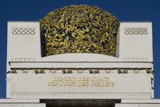 Free Secession, Art Nouveau In Vienna Stock Photos - 7842163