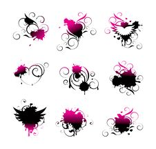 Free Love Abstracts Stock Photography - 7842242