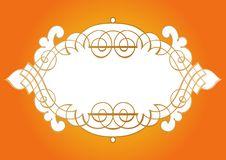 Free Ornamental Gold Frame Stock Images - 7842714