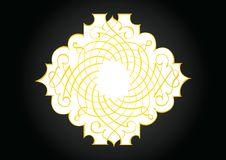 Free Ornamental Gold Frame Stock Photos - 7842753