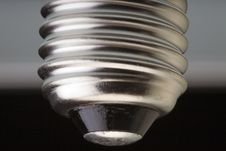 Free Screw Fitting Of A Light Bulb Royalty Free Stock Photo - 7842875
