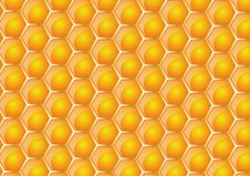 Free Honeycomb Texture Royalty Free Stock Photography - 7843097