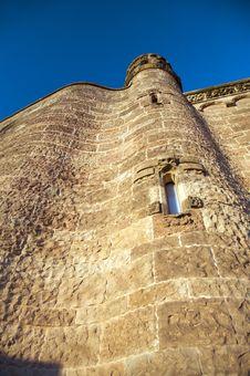 Free Big Tower Church At Barcelona Royalty Free Stock Images - 7843209