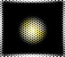 Free Yellow Dot Stock Image - 7843301