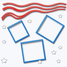 Free Election Scrapbook Royalty Free Stock Photos - 7843328