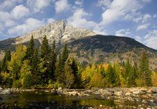 Free Grand Teton National Park Stock Images - 7843334