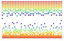 Free Vector Pixels Stock Image - 7844001