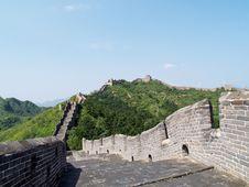 Free Great Wall Of China 1 Royalty Free Stock Photos - 7844038