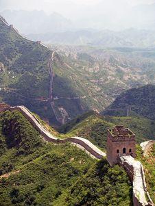 Free Great Wall Of China 4 Stock Photo - 7844100