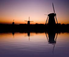 Free Windmill Stock Photo - 7844160