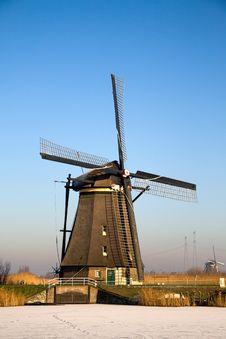 Free Windmill Stock Image - 7844171