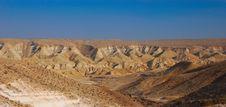 Free Negev Desert Royalty Free Stock Image - 7844666