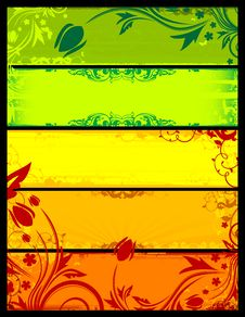 Free Floral Background Stock Images - 7844684