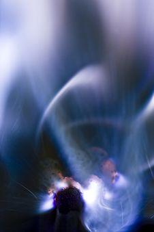 Free Burning Matches Royalty Free Stock Image - 7844836