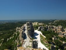 Free Les Baux-de-Provence Stock Photo - 7844960
