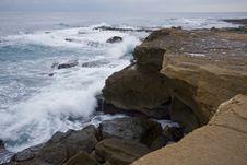 Free Rocks On The Beach Royalty Free Stock Photo - 7845465