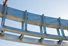 Free Steel Girder Radius Stock Images - 7845594