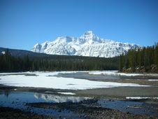 Canadian Rockies Stock Photos