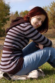 Free Smiling Girl Royalty Free Stock Image - 7846516