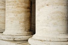 Free Colonnade Royalty Free Stock Image - 7846596