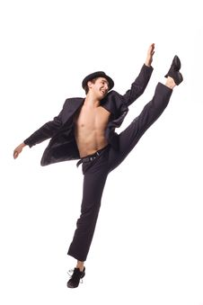 Free Modern Style Dancer Royalty Free Stock Photography - 7847117