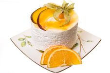 Free A Piece Of Cake. Royalty Free Stock Photography - 7847247