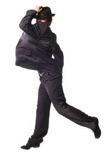 Free Modern Style Dancer Royalty Free Stock Image - 7847326