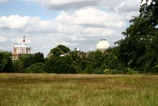 Free Royal Observatory Greenwich Stock Image - 7847391