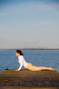 Free Yoga Woman Stock Photos - 7847413