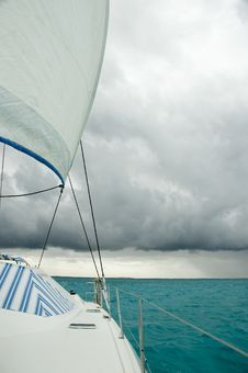 Free Sailing Stock Photography - 7848192