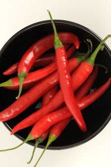 Free Red Chilli Pepper Stock Photo - 7848480