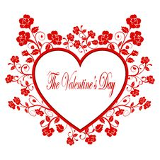 Free The Valentine S Day Royalty Free Stock Photo - 7848875