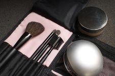 Cosmetic Set. Royalty Free Stock Photos