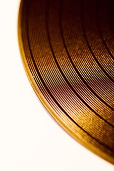 Free Vinyl Tracks Stock Photography - 7849522