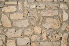 Free Stone Background Royalty Free Stock Photos - 7849868