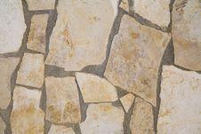Free Stone Background Royalty Free Stock Image - 7849916